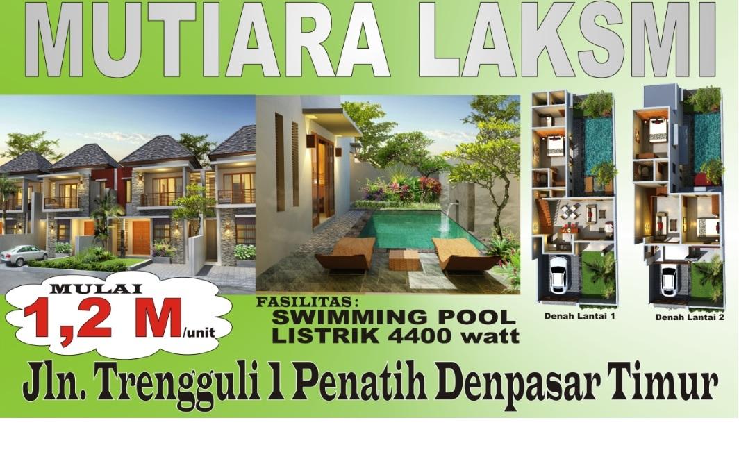 Jual Rumah Town House Murah di Denpasar Bali