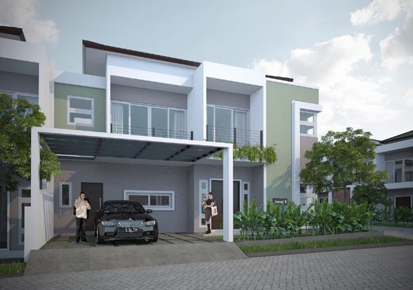 Jual Rumah Town House Murah di Jagakarsa Jakarta Selatan